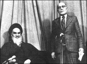 khomeini_bazargan